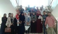 صورة جماعية مؤتمر مركز جيل 12